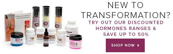 Save up to 50% on our hormone ranges