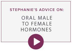 Oral Male To Female Hormones