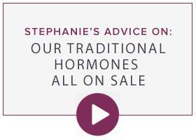 Traditional Sale Hormones