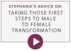 Taking The First Steps To Feminisation