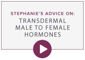 Topical Transdermal Hormones