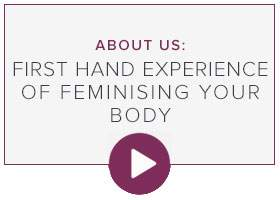First hand experience of feminising your body