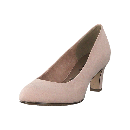 Rose Pink Court Shoes