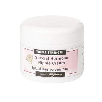 Triple Strength Oestrogen  Hormone Female Nipple Development Cream -