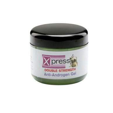 Double Strength Anti-Androgen Testosterone Male Hormone Suppressant Gel