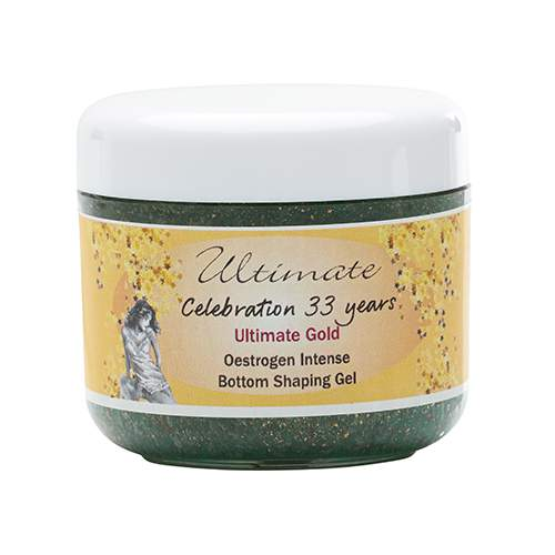 Ultimate Gold Intense Oestrogen Bottom Shaping  Gel
