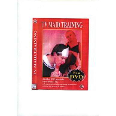 TV Maid Training Full Lemgth DVD