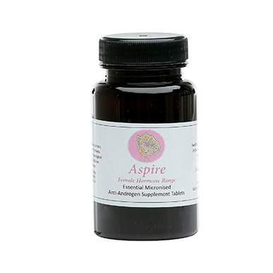 Aspire Anti Androgen Essential Supplement