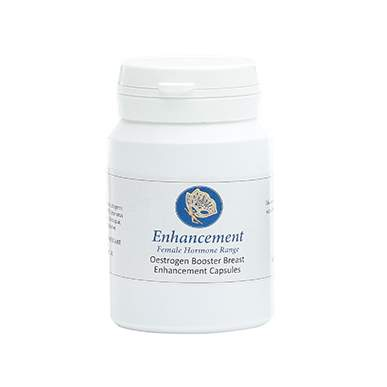 Oestrogen Booster Breast Enhancement Capsules