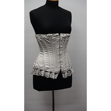 Ex-Hire Victorian Full Under Bust Corset