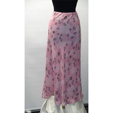 Pink Floaty Skirt