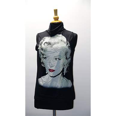 Marilyn Monroe Sleeveless Top
