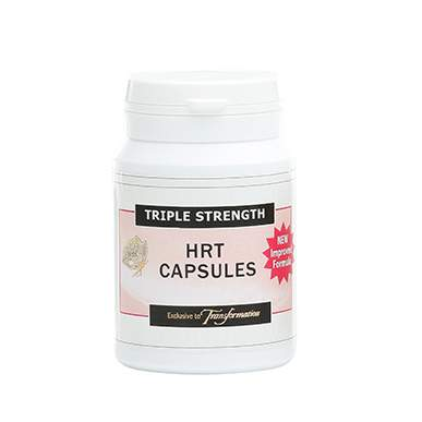 Triple Strength HRT  Female Hormone Capsules