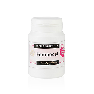 Triple Strength Powerful Femboost Female Hormone Capsules