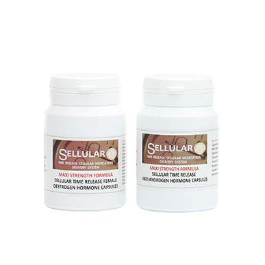 Sellular Time Release Capsule Duo Pack