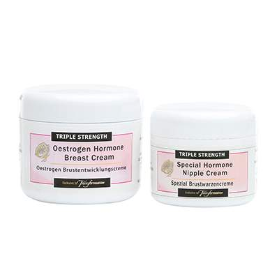Triple Strength Breast and Nipple Cream Duo Pack