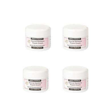 Triple Strength Nipple Oestrogen Development Cream 12 Month Supply