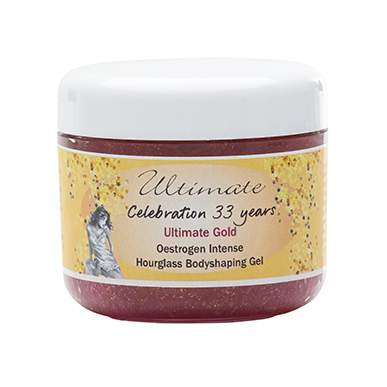 Ultimate Gold Intense Oestrogen Hourglass Bodyshaping Gel