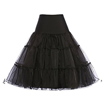 Longer Length Can Can Net Petticoat