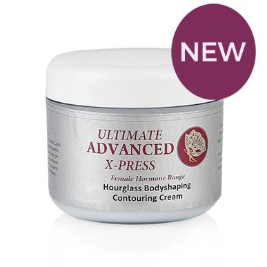 Ultimate Advanced X-press Hourglass Bodyshaping Contouring Cream