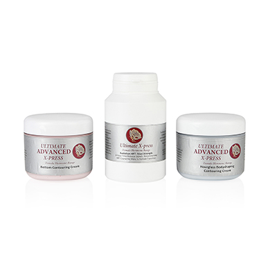Ultimate Xpress Advanced Body Shaping Hourglass Hormone Trio
