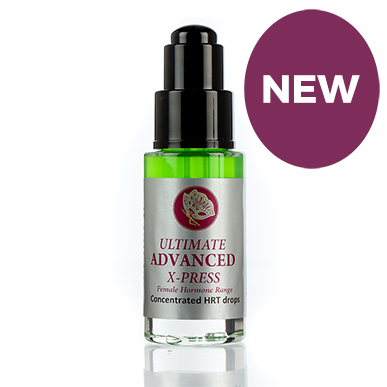 Ultimate Xpress Advanced Concentrated HRT Drops