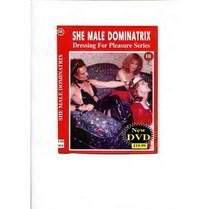 She Male Dominatrix Full Length DVD
