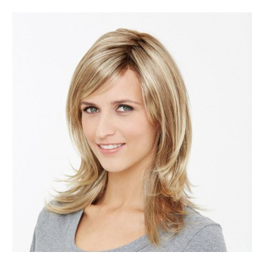 Emma Full Female Wig with Fashionable Long Layered Styling